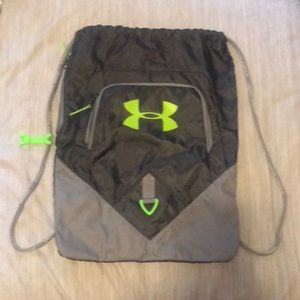 Under Armour Bags - Under Armour Undeniable Drawstring Bag
